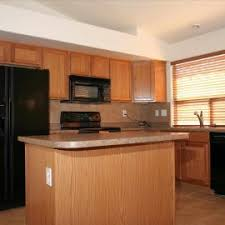 small kitchen and interior decoration paint colors with yellow oak