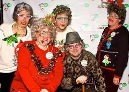 The Ugly Christmas Sweater Party - born in canada the ugly christmas sweater party i heart xmas blog