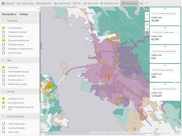 Data Map Arcgis Maps For Power Bi Is Now Generally Available On Powerbi Com