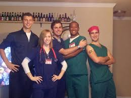 halloween scrubs 14 group halloween costumes that will make you wish you had more
