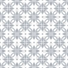 abstract floral pattern from old wallpaper vector clipart image