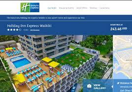 carry on fee new ihg pointbreaks list new holiday inn express waikiki