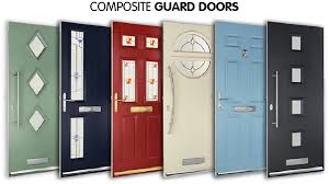 Plastic Exterior Doors Upvc Glazed Exterior Doors Safestyle Uk