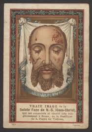 Chaplet Of The Holy Face Holy Face Of Jesus Saintland