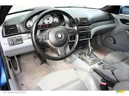Bmw M3 Interior - grey interior 2002 bmw m3 coupe photo 40849025 gtcarlot com