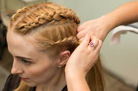 daenerys style hair game of thrones braid tutorial popsugar beauty