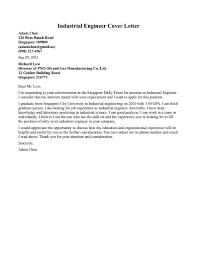 Cover Letter For Engineering Job Chief Electrician Cover Letter