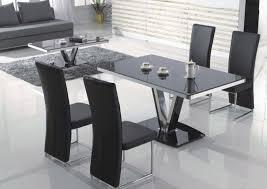 table a manger chaises table de cuisine moderne maisonjoffrois