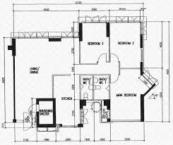 hdb floor plan floor plans for 11 cantonment close s 080011 hdb details srx