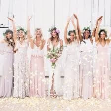 brides dresses show me your mumu bridesmaid dresses