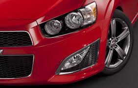 2013 chevy sonic rs detroit auto show debut for sporty trim package