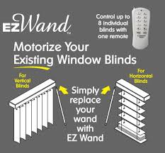 amazon com 001 ezwand package control 1 blind motorize your