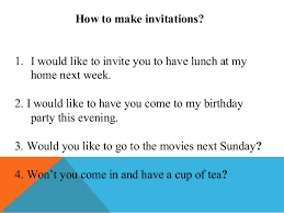informal invitation birthday party invitations and replies to invitations
