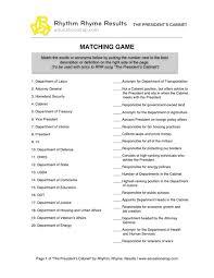 The Presidential Cabinet The President S Cabinet Worksheet Answers Memsaheb Net