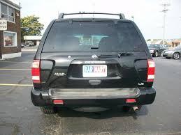 nissan pathfinder quad seats 2004 nissan pathfinder le platinum 4dr suv in milan il kar mart