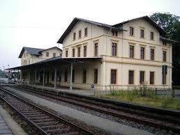 Neustadt (Sachs) railway station