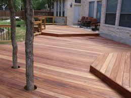 Austin Decks And Patios Deck Built Around Trees Just Be Sure The Tree Holes Are Cut Out
