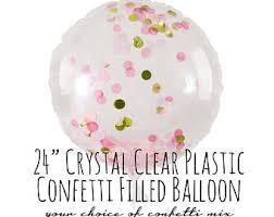 big plastic balloons clear balloon etsy studio