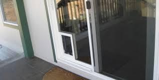 Vinyl Pet Patio Door Home Don S Windows And Doors Inc Albuquerque New Mexico