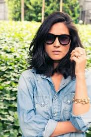 medium low maintenance hair styles the coveteur olivia munn low maintenance hair thicker hair