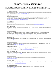 Resume Samples For Truck Drivers by Sample Resume Truck Driver Canada Augustais