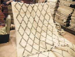 Moroccan Rugs Cheap Tips For Buying A Beni Ourain Rug In Morocco The Green Eyed
