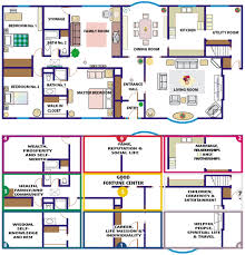 feng shui for home feng shui floor plan how the floor plan of your home could be