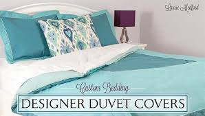 How To Make Duvet Covers How To Sew A Duvet Cover For Custom Decor Craftsy