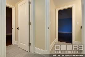 4 Panel Interior Doors White Custom Interior Door Single Raised Panel White Painted Custom