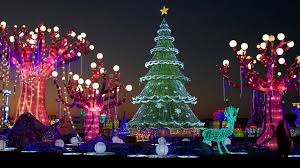where to see lights in dallas fort worth fort worth