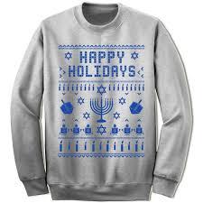happy hanukkah sweater happy hanukkah sweater gifted shirts