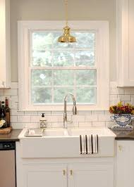 subway tile kitchen window wall backsplash home depot subscribed