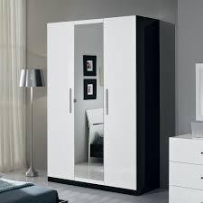 armoire chambre noir laqué cuisine hãœlsta chambre armoire dressing chevet chambre meubles