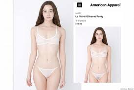 female pubic hair around the world american apparel airbrushes out pubic hair and nipples on models