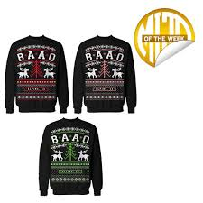 band sweaters utg list the best sweaters from bands available