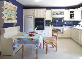 Light Blue Kitchen Walls Kitchen Contemporary With Blue Tile - Blue tile backsplash kitchen