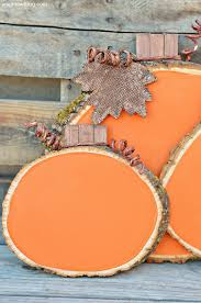 A Chef Slicing A Pumpkin by Craft A Rustic Pumpkin With Scrap Wood Wooden Plaques Tree