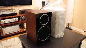Bookshelf Speaker Placement Wharfedale Diamond 225 Bookshelf Speakers Unboxing Youtube