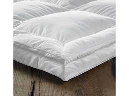 Feather Mattress Topper Review U0026 Standard Fill Combo 70 European Goose Down Mattress Topper