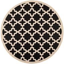Round Patio Rugs by Floor Rug Fascinating Outdoor Rug Black Photos Ideas Aiko