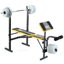 Weider Pro 256 Combo Weight Bench Cheap Bench Press Set With Weights Bench Press Set With Weights
