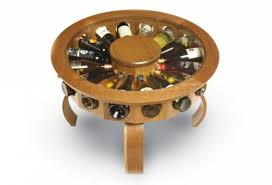 Wine Coffee Table Coffee Table For Wine Shelterness
