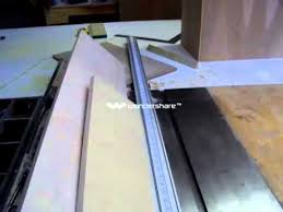 cutting angles on a table saw making less than 45 degree cuts on a table saw youtube
