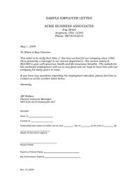 sample letter verifying employment letter idea 2018