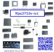 aliexpress yang aliexpress com buy free shipping njm2753v te1 audio yang sw 3 in