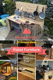Patio Furniture Made Out Of Wooden Pallets by 92 Best Diy Wood Pallet Ideas Images On Pinterest Pallet Ideas