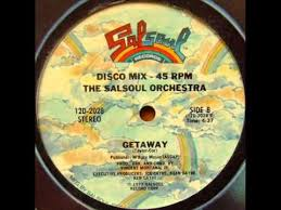 the salsoul orchestra getaway
