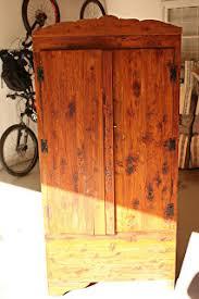 Cedar Wardrobe Armoire Remodelaholic Wardrobe No More Part 2 Of 3 Transformation Idea