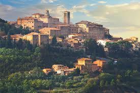 Montepulciano Italy Map by A Travel Guide To Montepulciano Tuscany