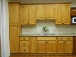 Birch Kitchen Cabinets by Economy Honey Birch